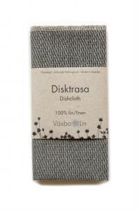 Växbo Lin Disktrasa Grafitgrå - Hus-modern.se