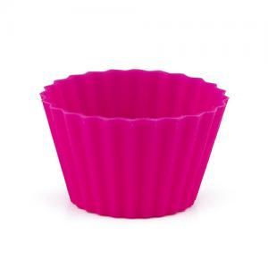 Pufz Knäckformar i silikon till julgodiset - rosa 40 pack - Hus-modern.se