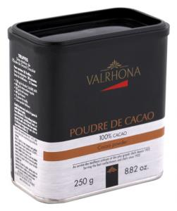 Valrhona Kakaopulver 250 g - Hus-modern.se
