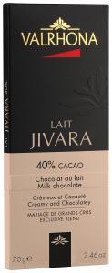 Valrhona Jivara 40% kaka 70 g - Hus-modern.se