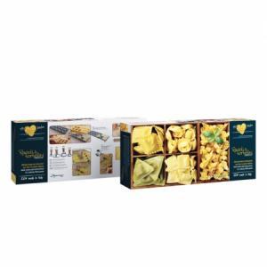Ravioli & tortellini set - allt för att göra pasta från grunden - Hus-modern.se