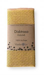 Växbo Lin Disktrasa gul - Hus-modern.se
