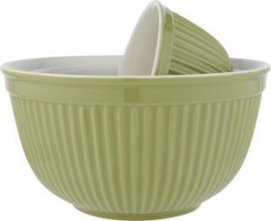 Mynte Set med keramikskålar Herbal green 3 st - Hus-modern.se