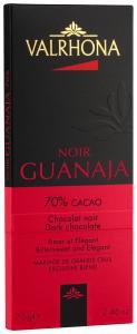 Valrhona Guanaja mörk chokladkaka 70% 70g - Hus-modern.se