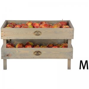 Stapelbar förvaring av äpple, rotfrukter m.m. -m - Hus-modern.se