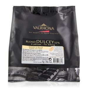 Valrhona Dulcey bakchoklad 32% 1 kg - Hus-modern.se