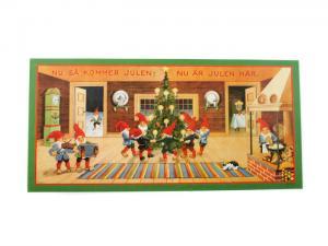 Julbonad nu så kommer julen - Hus-modern.se