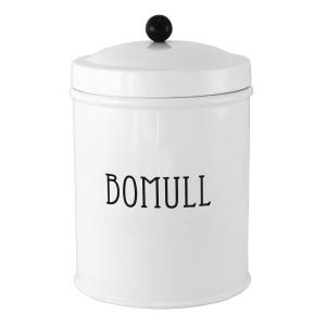 Plåtburk - Bomull - Hus-modern.se