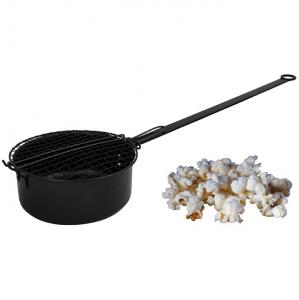 Popcornpanna för öppen eld - Hus-modern.se