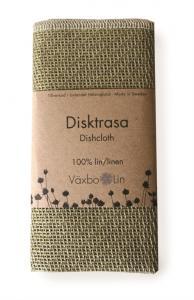 Växbo Lin Disktrasa Olivgrön - Hus-modern.se