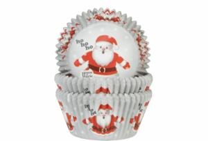 House of Marie Muffinsform - Cupcakeform Santa Claus - Hus-modern.se